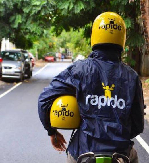 Hintli Bisiklet Taksi Hizmeti Rapido