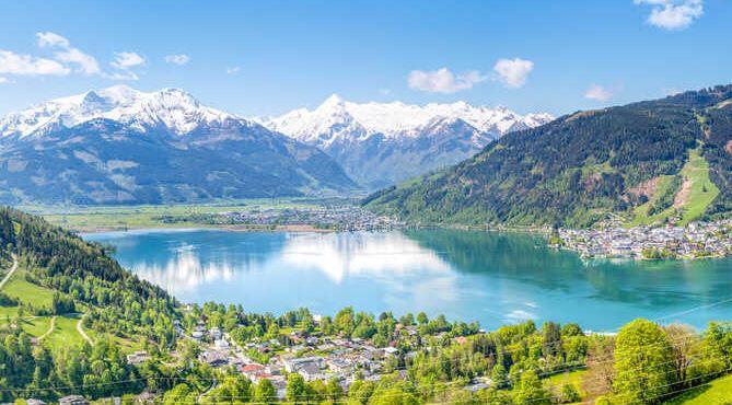 Avrupa'nın En İyi 17 Küçük Kasabasını Seyahat Zell am See