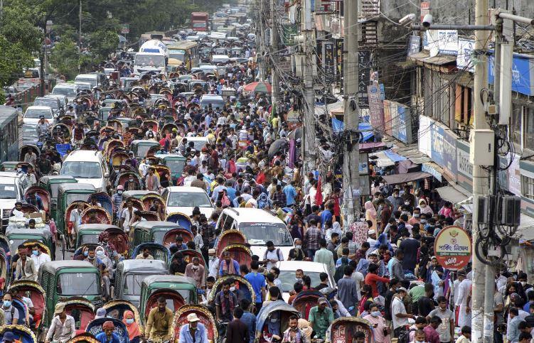 Dünyanın En Kirli Ülkeleri 2021 Bangladeş