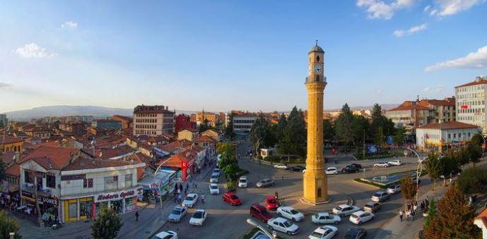 Türkiye'nin En Kirli Şehirleri 2021 Çorum