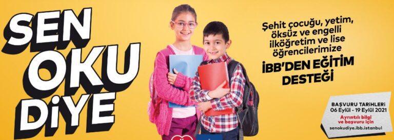 İstanbul Büyükşehir Belediyesi İlköğretim ve Lise Öğrencilerine Eğitim