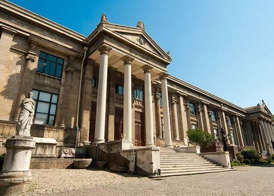 Türkiye Kültürel Miras 2020 İstanbul Arkeoloji Müzesi