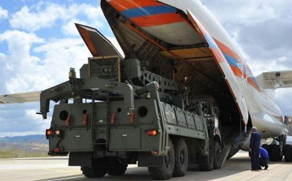Türkiye, ABD'nin Uyarılarına Rağmen S-400