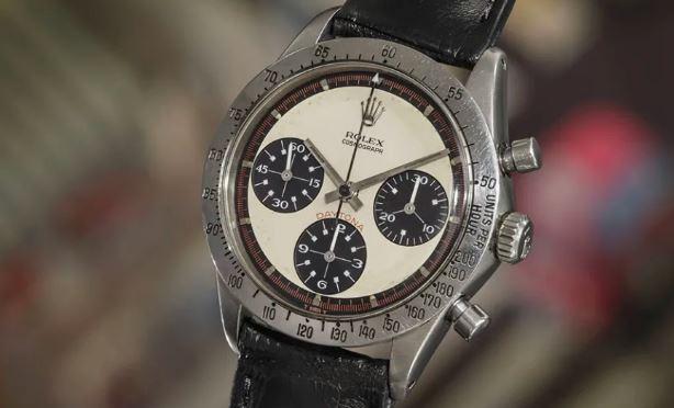 Dünyanın En Pahalı Rolex'i